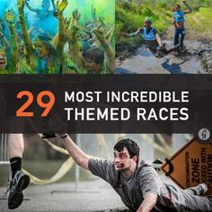 The 29 Most Incredible Themed Races #workout #races #fitness #greatist
