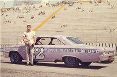 Fireball Roberts, 1963
