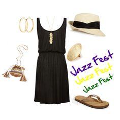 Ready for Jazz Fest 2012