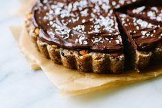 No-bake chocolate coconut slice