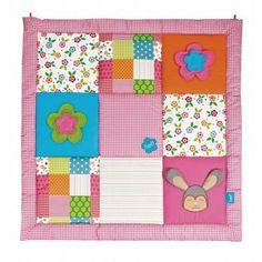Zöllner Krabbeldecke Lief mit Motiv Größe 120/120 | online kaufen bei kids-comfort.de #lief #blanket #baby