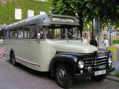Volvo L3422 bus