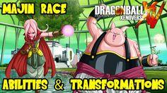Dragon Ball Xenoverse Theory Discussion: Majin Buu Race Abilities & Pure...