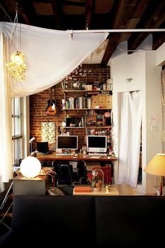 Méchant Studio Blog: bricks in NYC