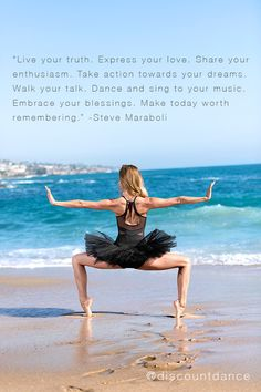 Beautiful pic and great quote! Keenan Kampa in Laguna Beach. See Keenan in the new dance movie @High Strung the movie, coming out in early 2016.