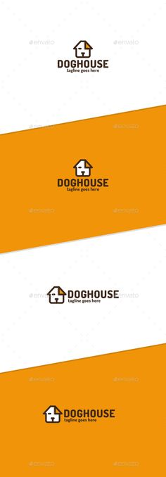 Pet House Logo - Animals Logo Templates                                                                                                                                                     More