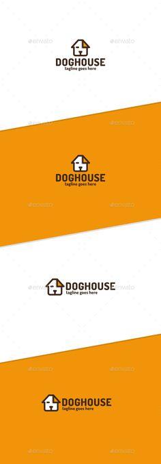 Pet House Logo - Animals Logo Templates