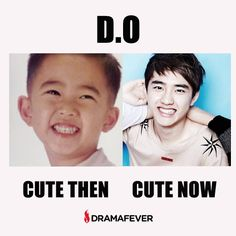 SO CUTE! Watch the ever-adorable D.O in EXO Next Door on DramaFever!