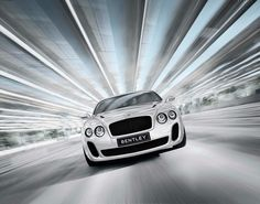 Bentley Continental GT Speed photographed by Nigel Harniman