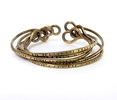 Torc Bracelet by Laurel Hill