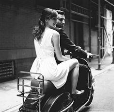 Engagement shoot: Sarah + Theodore   Brooklyn Bride - Modern Wedding Blog
