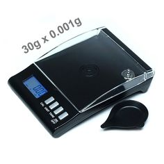 Precision Smart Digital Pocket Scale 30g x 0.001g With Back-Lit LCD Display Jewelry Reloading Cooking --M25 #Affiliate