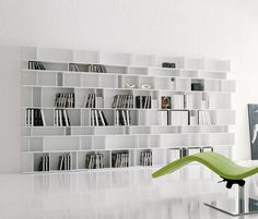 Shelving systems   Storage-Shelving   Wally   Cattelan Italia   ... Check it out on Architonic