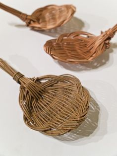 Tim Johnson - Basketmaking - my baskets & other weavings