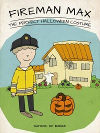 Kindle Free Days:  Oct 16 – 17    ~~Fireman Max – The Perfect Halloween Costume ~~ Book 5: The Adventures of Fireman Max Series – Stories for Kids...