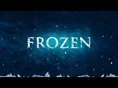Photoshop Tutorial - Snow Painting and Ice Texturing for Your Text Effect