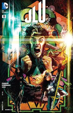 Weird Science: Justice League United #11 Review