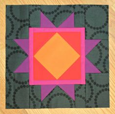 A Quilter's Table: July Bee Blocks and Such