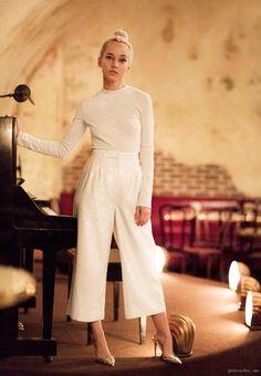 We Love Sequins! / Margot, Tibi, Brock Collection, Jimmy Choo, Valextra / Garance Doré