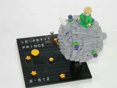 14 Best The Little Prince Lego Cuusoo Project Images Il Piccolo