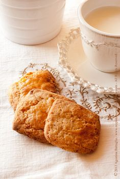 Stracette - Old fashioned cookies from the Calabria region of Italy