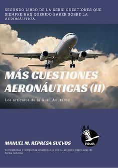 Great bustard's flight: Nuevo libro del Blog: Más cuestiones aeronáuticas ... Blog, Libros, Blogging