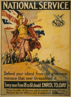 Examples of Propaganda from WW1 | British WW1 Propaganda Posters Page 3