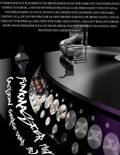 FunkMaster Flex bio for my Summer Jam XXL magazine.