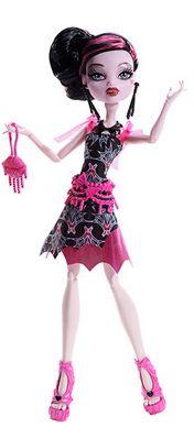 Lojas Americanas - Monster High Draculaura - Por R$ 89,90