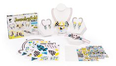CONTEMPORARY TOY BUILDING KITS FROM PAPER PUNK
