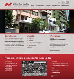 Nogueira, Vanoni e Advogados Associados http://www.nvadv.adv.br/