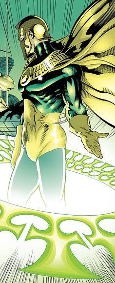 Doctor Fate in Hawkman #8