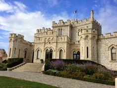 Chateau d' Hardelot, France