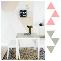 Geometría en las paredes