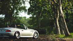 z3 --- when Roadster get LOW with 3.75 inch lips #OZ #Hamann - StanceWorks