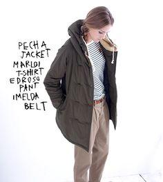 @LoreakMendian Woman Fashion News, Rain Jacket, Windbreaker, Raincoat, T Shirt, Pants, Jackets, Woman, Man Women