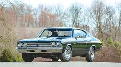 1969 Chevrolet Yenko Chevelle L72 427/425 HP, 4-Speed,
