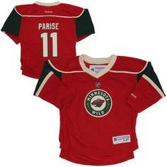25649c4a1 Size 3T Ryan Suter, Minnesota Wild, National Hockey League, Reebok, Fan Gear
