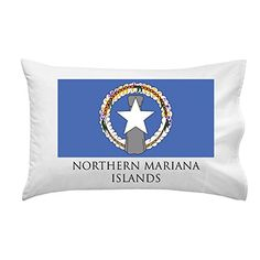 Northern Mariana Islands - World Country National Flags - Pillow Case Single Pillowcase