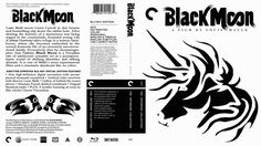 Black Moon Criterion Collection Blu-ray Custom Cover
