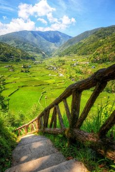 The top 100 places in the world you must visit: 33. Banaue Terraces (Manila, Philippines)