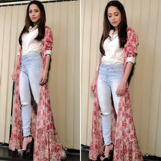 15 Trendy Back To School Outfits To Try This Year - Othence Dress Indian Style, Indian Dresses, Indian Wear, Indian Outfits, Indian Attire, Indian Clothes, Preppy Fall Outfits, Casual Outfits, Nike Outfits