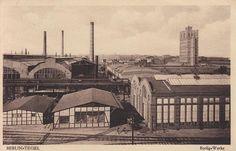 Borsig Werke, Berlin-Tegel