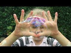 Amazing Hand Bubbles | The Craft Train