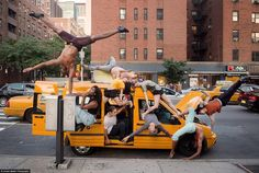See this image of New York, NY - Jacob Jonas, The Company in @JordanMatter's Circus Among Us