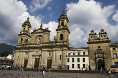 Colombia - Basilica of the Immaculate Conception in Bogotá