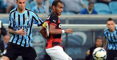 Com gol contra, Vitória perde para o Grêmio em Porto Alegre; veja o gol