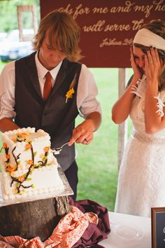 cake cutting |  michael liedtke photography