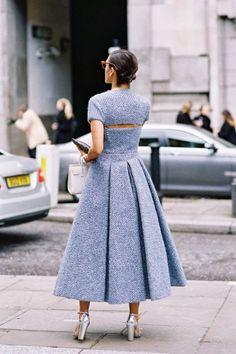 Thursday Inspo // 12 - Bella to Bella: Hikari Yokoyama, Emilia Wickstead, Streetstyle, Fashion Week