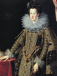 Marie de' Medici (French: Marie de Médicis; 26 April 1575 – 3 July 1642) was Queen of France as the second wife of King Henry IV of France, she acted as regent for her son, King Louis XIII of France, until he came of age.[1] She was noted for her ceaseless political intrigues at the French court and extensive artistic patronage.